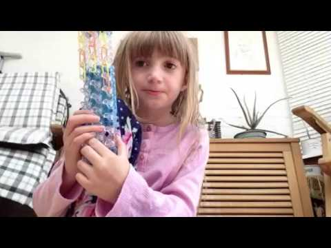 Loom bands baby chick part 1