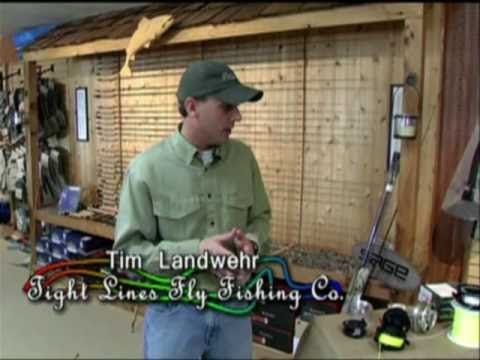 Setting up a basic fly fishing package