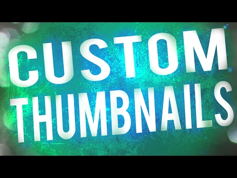 How To Enable Custom Thumbnails | Without Verification | 2017 Method