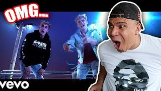 REACTING TO F**K JAKE PAUL DISS TRACK (Official Music Video)