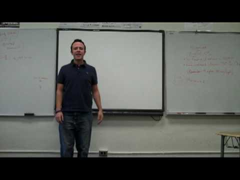 Dance Steps to Solving an Equation