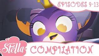 Angry Birds Stella Compilation | Season 1| Ep9-13