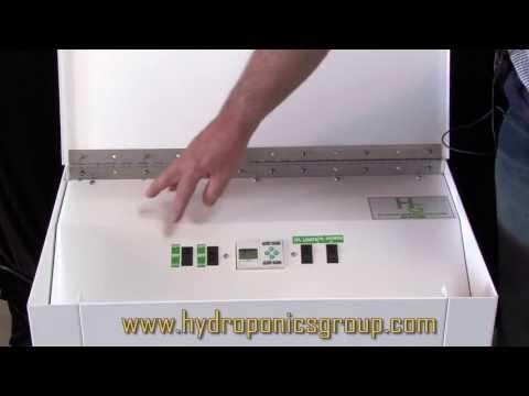 Master Control Hydroponic Timer