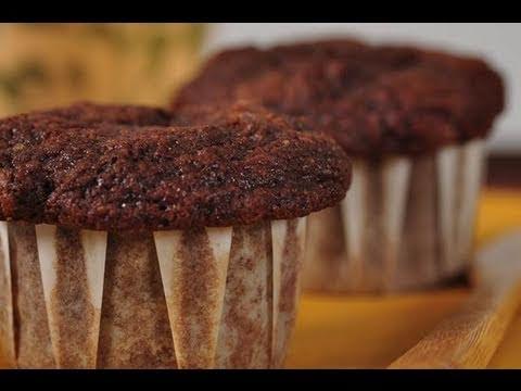 Chocolate Muffins Recipe Demonstration - Joyofbaking.com