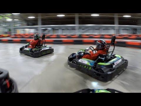 Velocity Raceway - indoor gokart track in Saskatoon