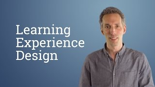 This is Learning Experience Design