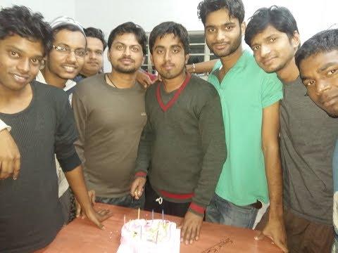 Birthday Party Celebrate In Boys Hostel