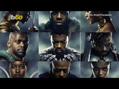 'Black Panther' Breaks Another Record By Making Twitter History