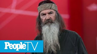 Duck Dynasty's Phil Robertson Had An Affair And Just Discovered He Has An Adult Daughter | PeopleTV