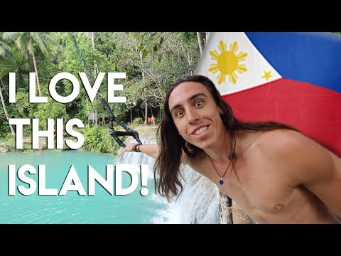 FUN THINGS TO DO IN SIQUIJOR - Philippines Travel Vlog Ep 17
