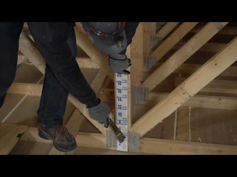The Right Way to Prepare Your Space for Fiber Glass Blown-in Insulation - Spanish