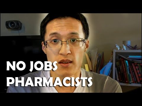 No Jobs for Pharmacists?