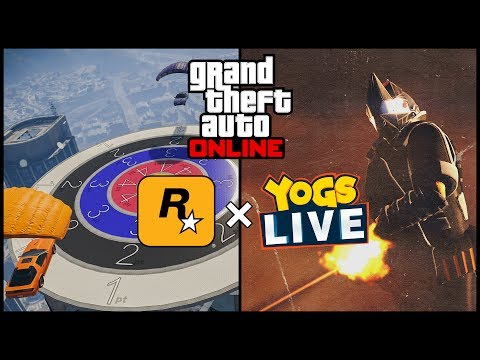 ROCKSTAR x YOGSCAST CHILLUMINATI: Playing POWER MAD and More (GTA Online Live Stream)