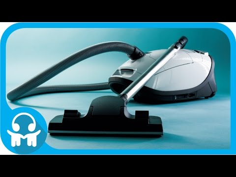 WHITE NOISE | House Sounds | Vacuum Cleaner