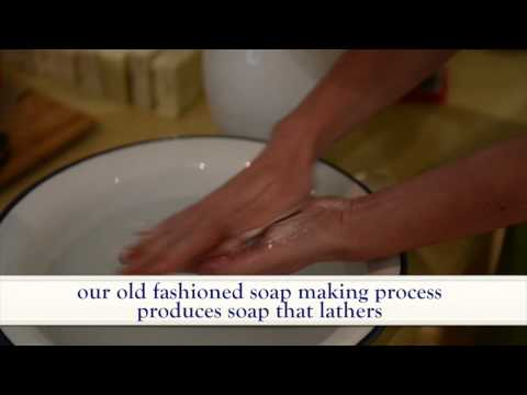 The Australian Natural Soap Company : Do your soaps Lather?
