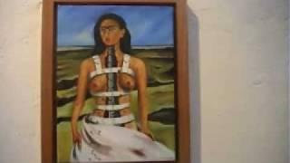 Frida Kahlo Die Zerbrochene Saule The Broken Column