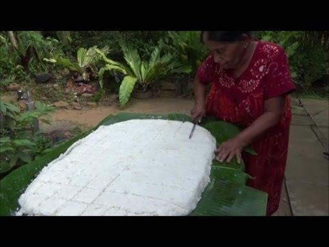 Village Foods ❤ Milk Rice Prepared in my Village by my Mom for Devotees