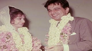 Dilip Kumar Marriage - Dilip Kumar was 44 and Saira Banu 22 - Dilip Kumar Unknown Fact 09