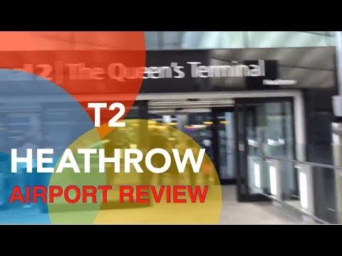 HEATHROW AIRPORT LONDON   TERMINAL 2