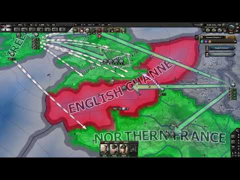 [HOI4] Capitulating France & UK in 8 days.