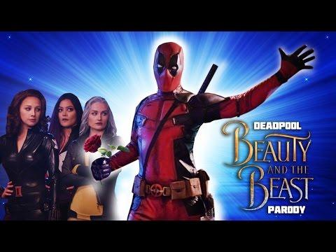 Deadpool Musical - Beauty and the Beast
