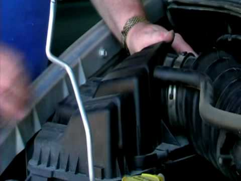 Basic Car Care : How to Clean Your Car's Air Filter