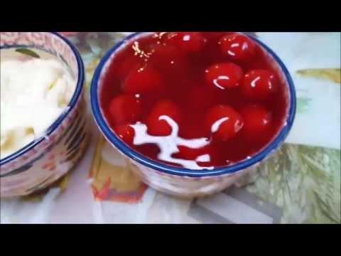 Tricia's Creations: Cherry Cream Cheese Crescent Rolls