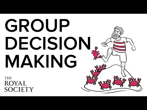 Royal Society - Making better decisions in groups