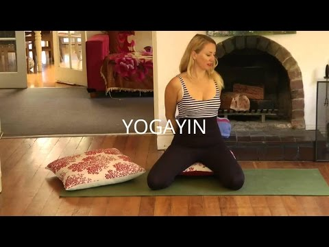 YOGA for  MUSCLE PAIN & FATIGUE & FIBROMYALGIA