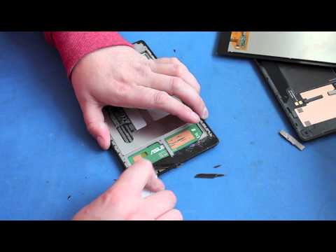 Nexus 7 Screen Replacement 2013 model, replace the glass and fix the LCD - Repairs UK