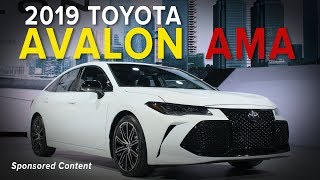 2019 Toyota Avalon AMA - 2018 Detroit Auto Show (Sponsored Content)