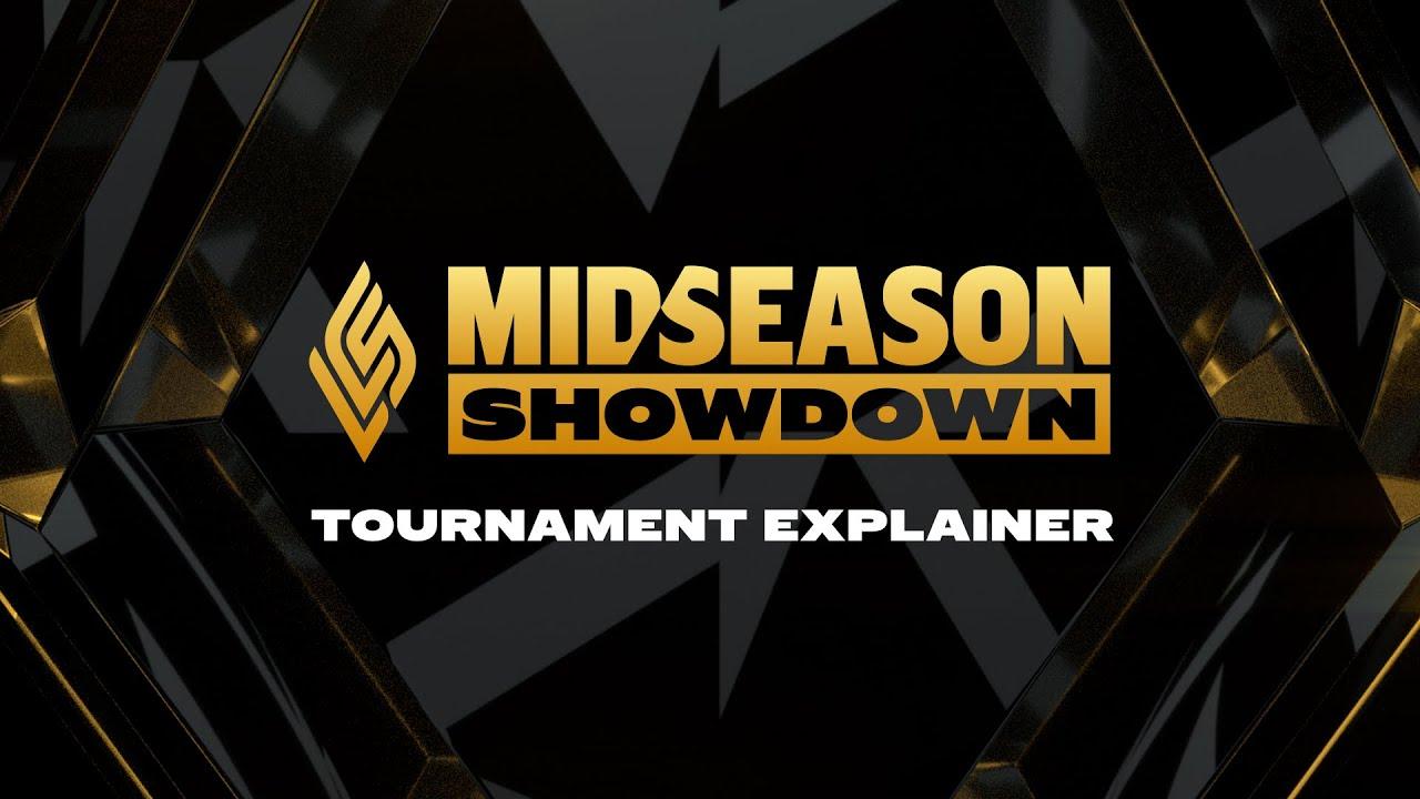 2021 Mid-Season Showdown Format Explainer
