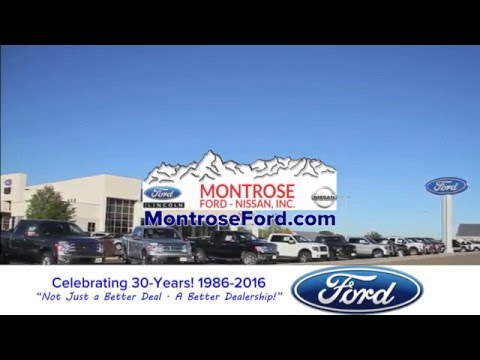 Montrose Ford Fiesta and Fusion Leases
