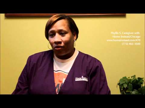Caregiver Interview - Phyllis S. 9 2 2011 - Chicago.wmv