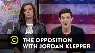 LGBT Acceptance Plummets in America - The Opposition w/ Jordan Klepper