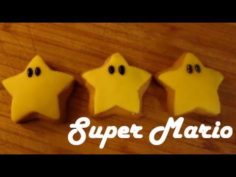 SUPER MARIO STAR COOKIES [[READ DESCRIPTION]]