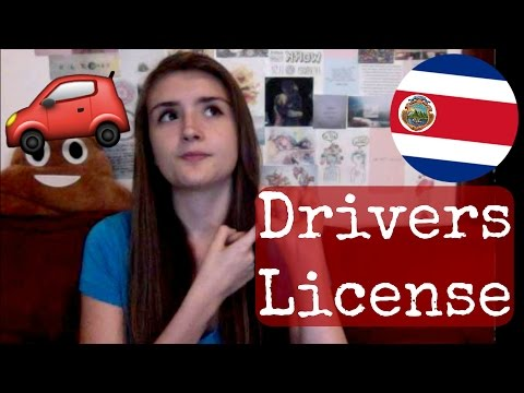 Getting Your License In Costa Rica |Life In Costa Rica