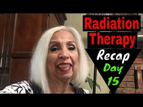 Radiation Therapy - Day 15 - Catching Up