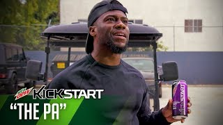 Kevin Hart Has A Hard Time Remembering Names On The Cold As Balls Set