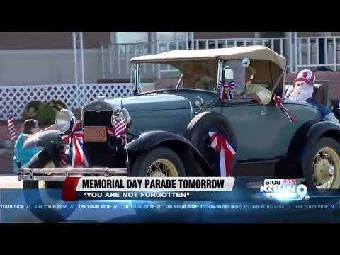 45th Annual Memorial Day Parade to honor veterans