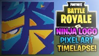 fortnite+ninja+pixel+art Videos - 9tube tv