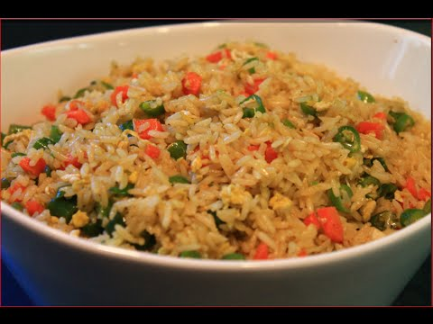 Quick and Easy Fried Rice-(Select HD Quality)-