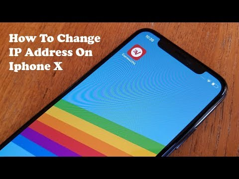How To Change IP Address On Iphone X - Fliptroniks.com