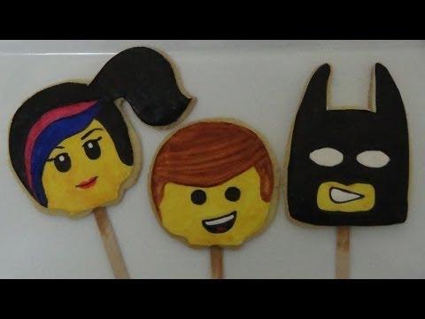 super lego cookies