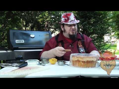 Grilling with Jack - Strawberry Shortcake
