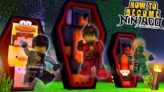 Minecraft HOW TO BECOME LLYOD,KAI & COLE FROM LEGO NINJAGO!!