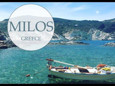 Milos, Greece for 3 Days - Exploring the Greek Islands