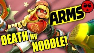 ARMS: Min Min