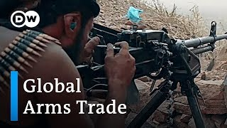 Download Investigation uncovers arms trade in Yemen war | DW News Video