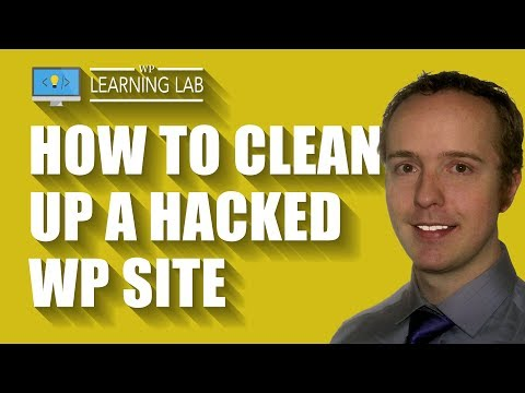 How To Fix Hacked WordPress Site - Step by Step